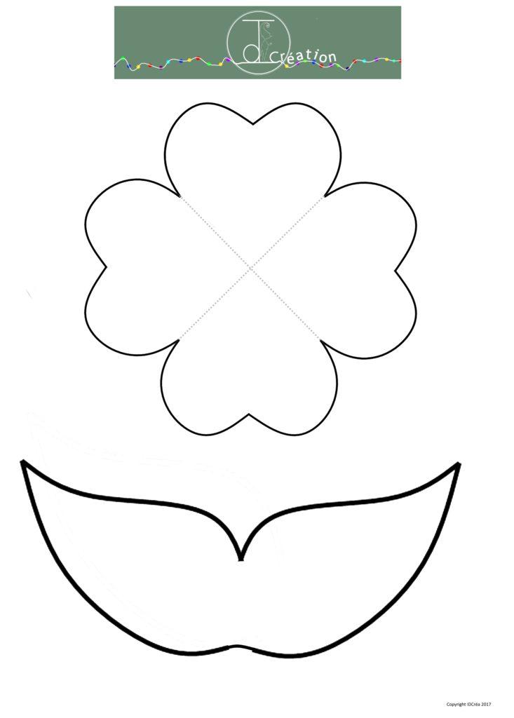 DIY - La fleur coeur